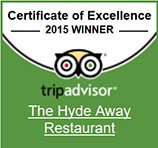 TripAdvisor Certificate of Excellence - 2014