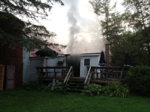 2011 Fire