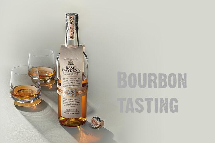 Small Batch Bourbon Tasting